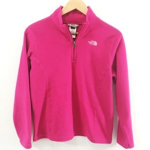 The North Face Half ZIP Top Size Extra Large